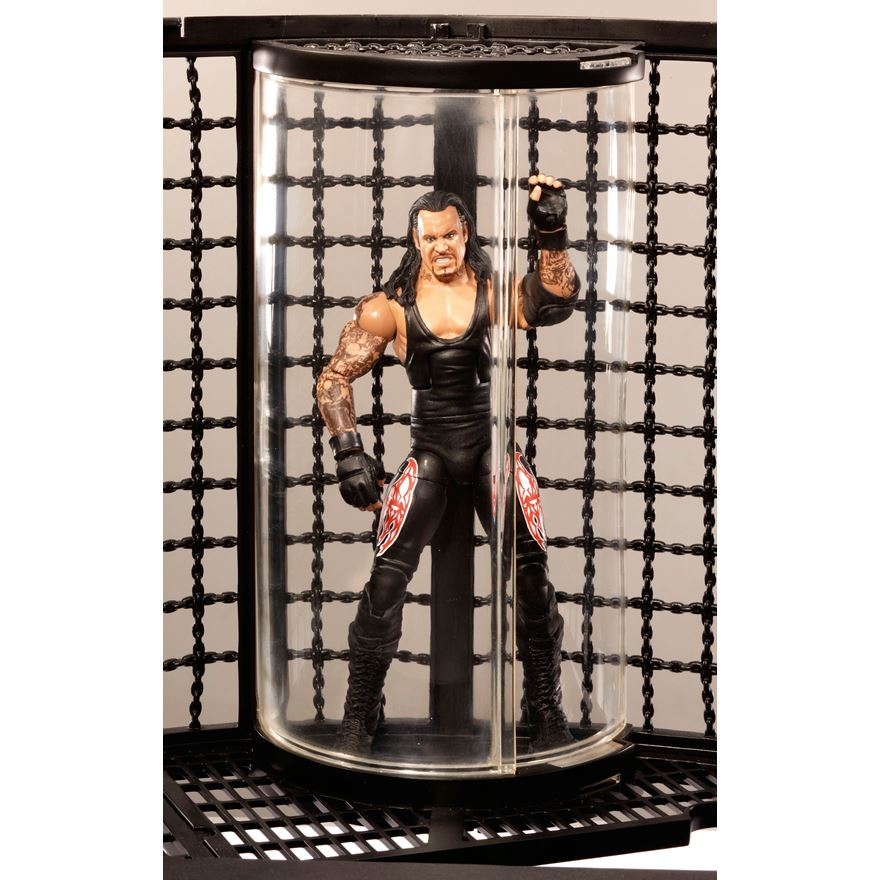 WWE Elimination Wrestling Chamber image-6