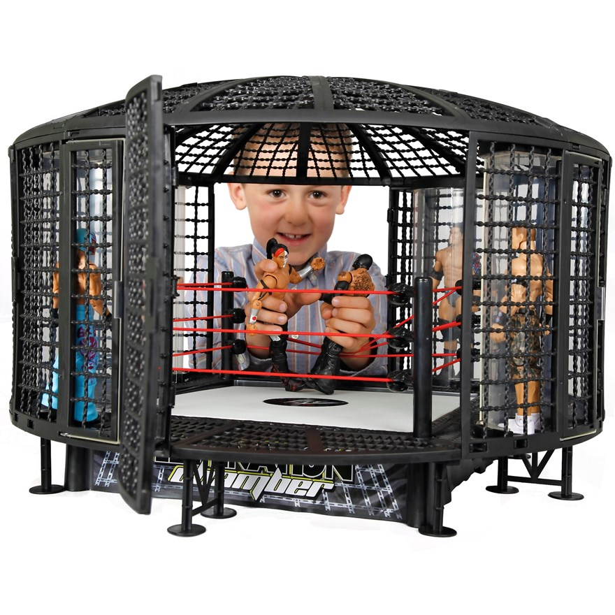 WWE Elimination Wrestling Chamber image-9