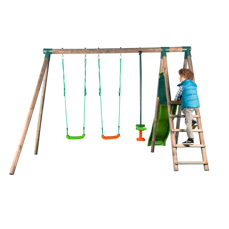 Soulet Fargo Wooden Playcentre image-5