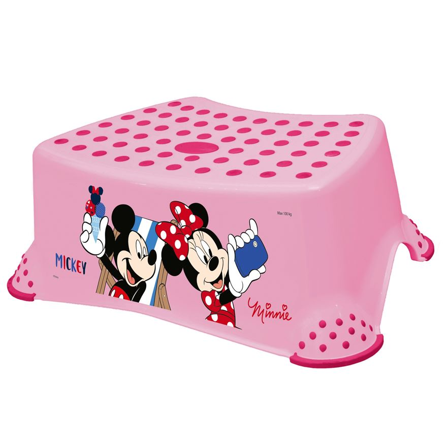 Disney Minnie Mouse - Step Stool image-0