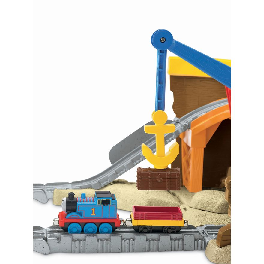 Thomas & Friends Take-n-Play Pirate Cove image-3
