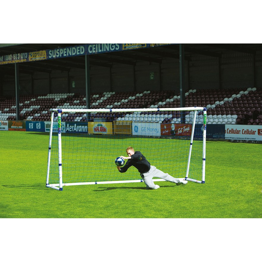 10 x 6ft Pro Sports Goal image-0
