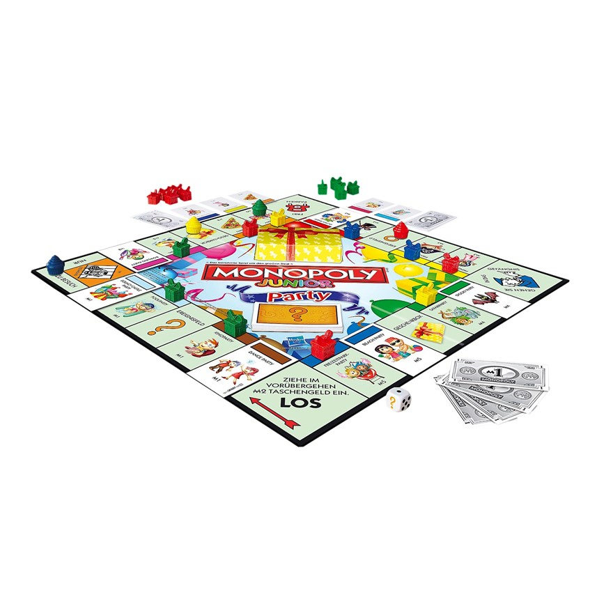 Monopoly Junior Party image-1