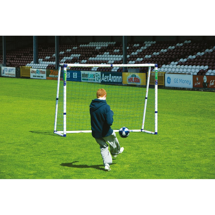 8 x 6ft Pro Sports Goal image-0