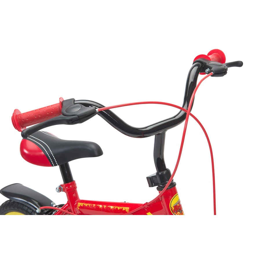 "12"" Fire Rescue Bike image-1"
