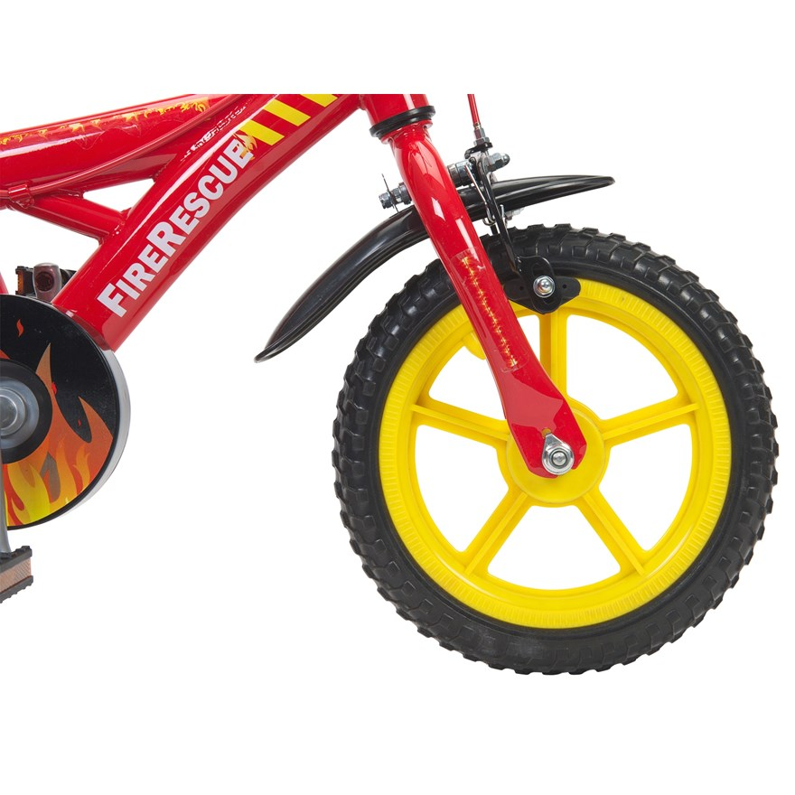 "12"" Fire Rescue Bike image-4"