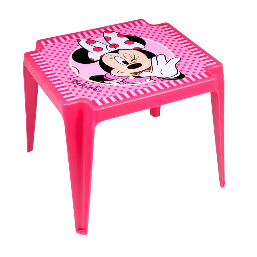 Disney Minnie Mouse Table