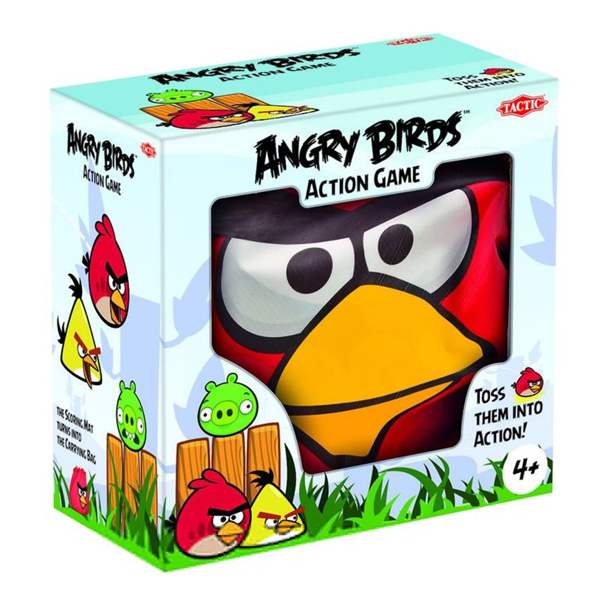 Angry Birds Action Game image-0