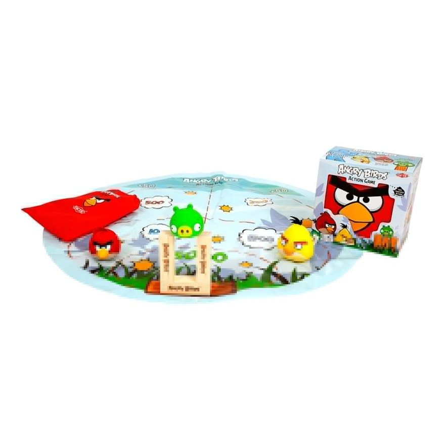 Angry Birds Action Game image-1