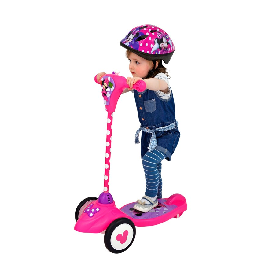 My First Minnie Activity Scooter image-0