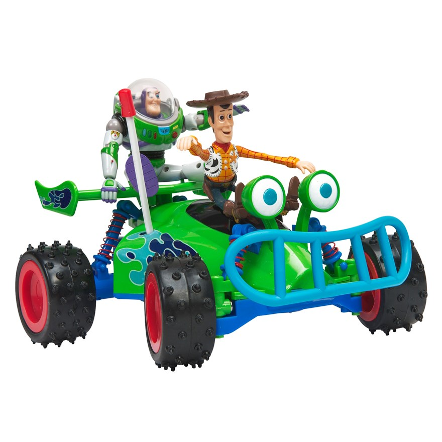 Toy Story Radio Control Car image-0