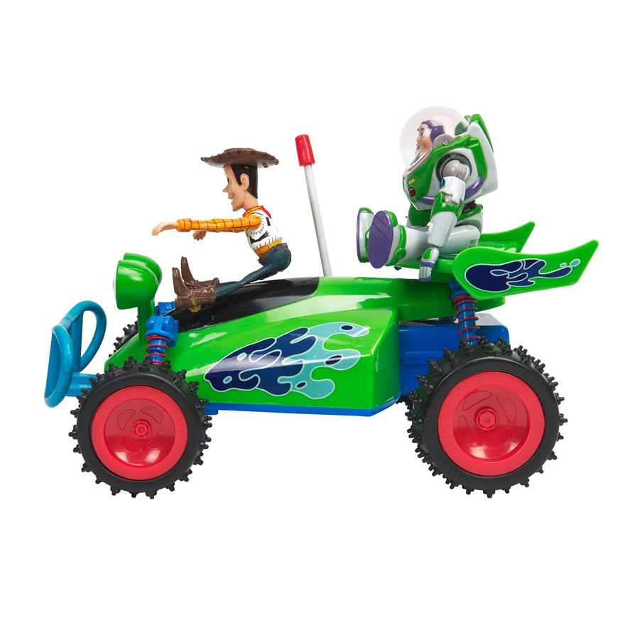 Toy Story Radio Control Car image-1