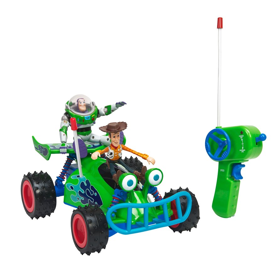 Toy Story Radio Control Car image-2