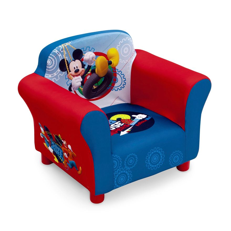 Disney Mickey Mouse Clubhouse Deluxe Armchair image-0