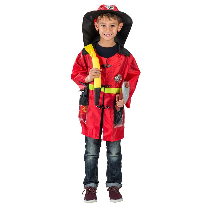 Firefighter Costume image-0