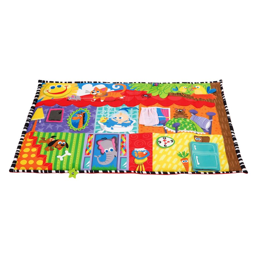 Playgro Happy House Super Mat image-1
