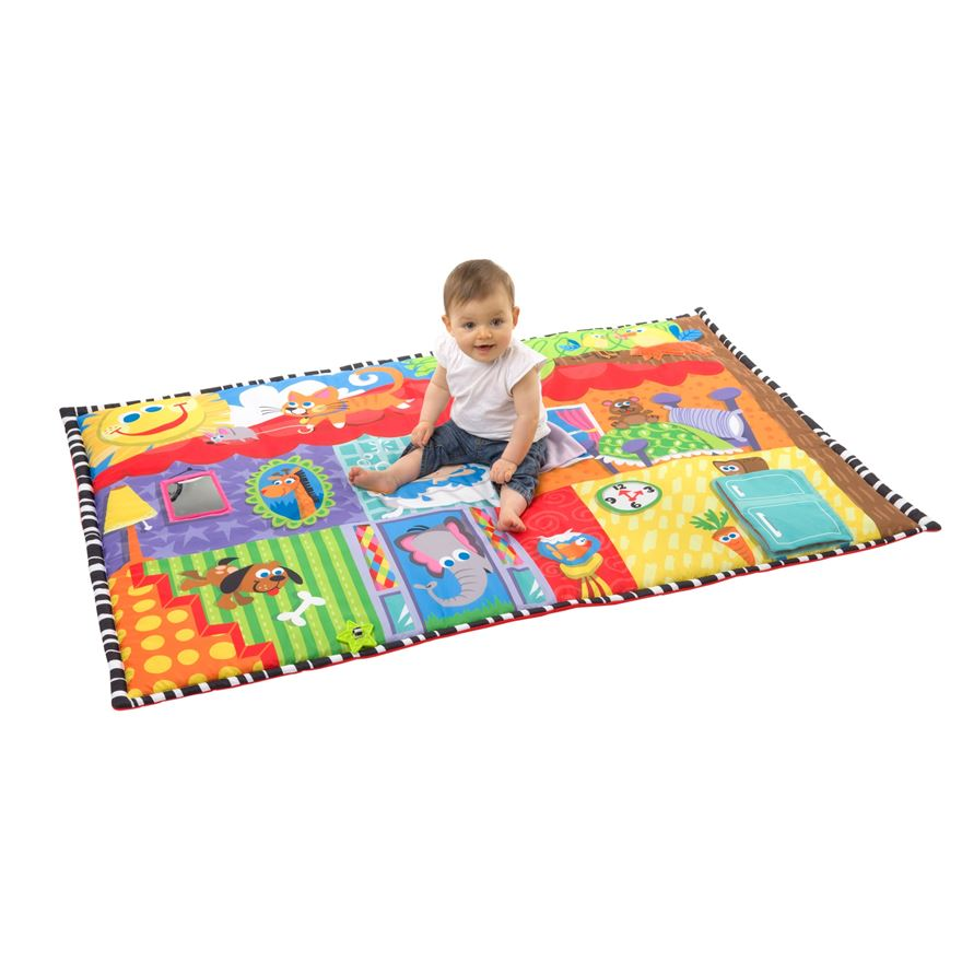 Playgro Happy House Super Mat image-2