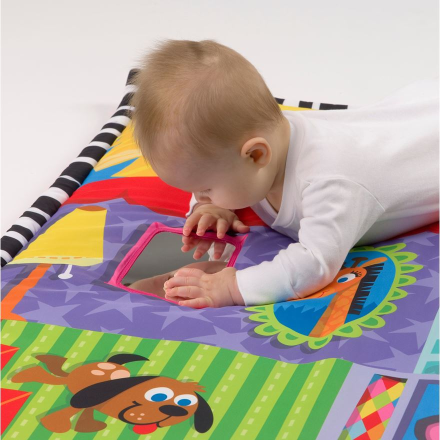 Playgro Happy House Super Mat image-3