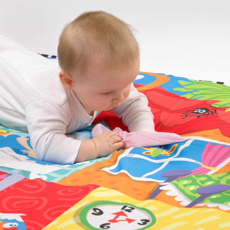 Playgro Happy House Super Mat image-4