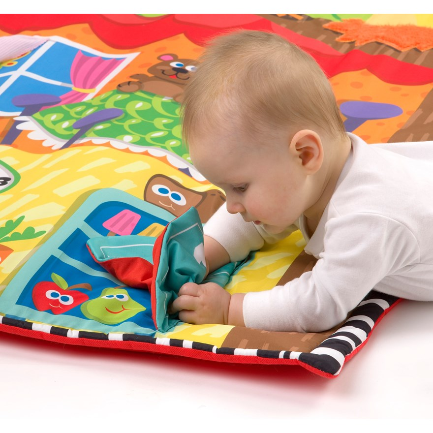Playgro Happy House Super Mat image-5