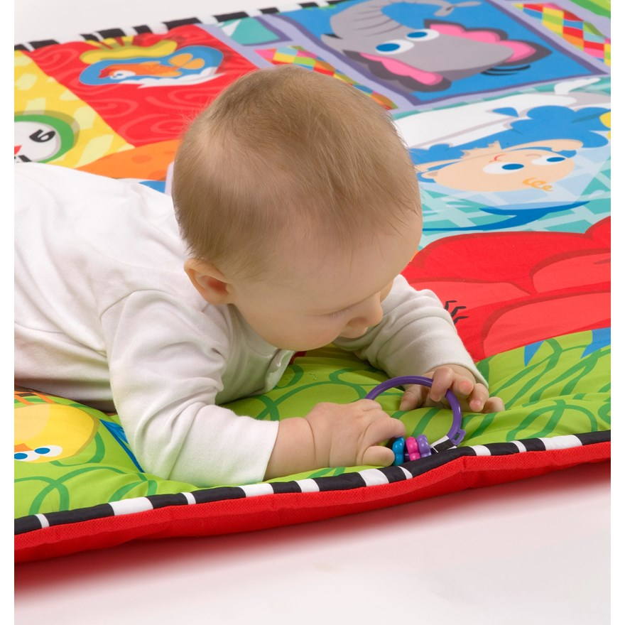 Playgro Happy House Super Mat image-6