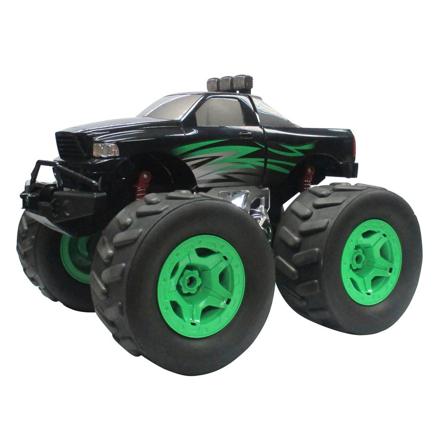1:8 Monster Wheel 4x4 Truck image-1