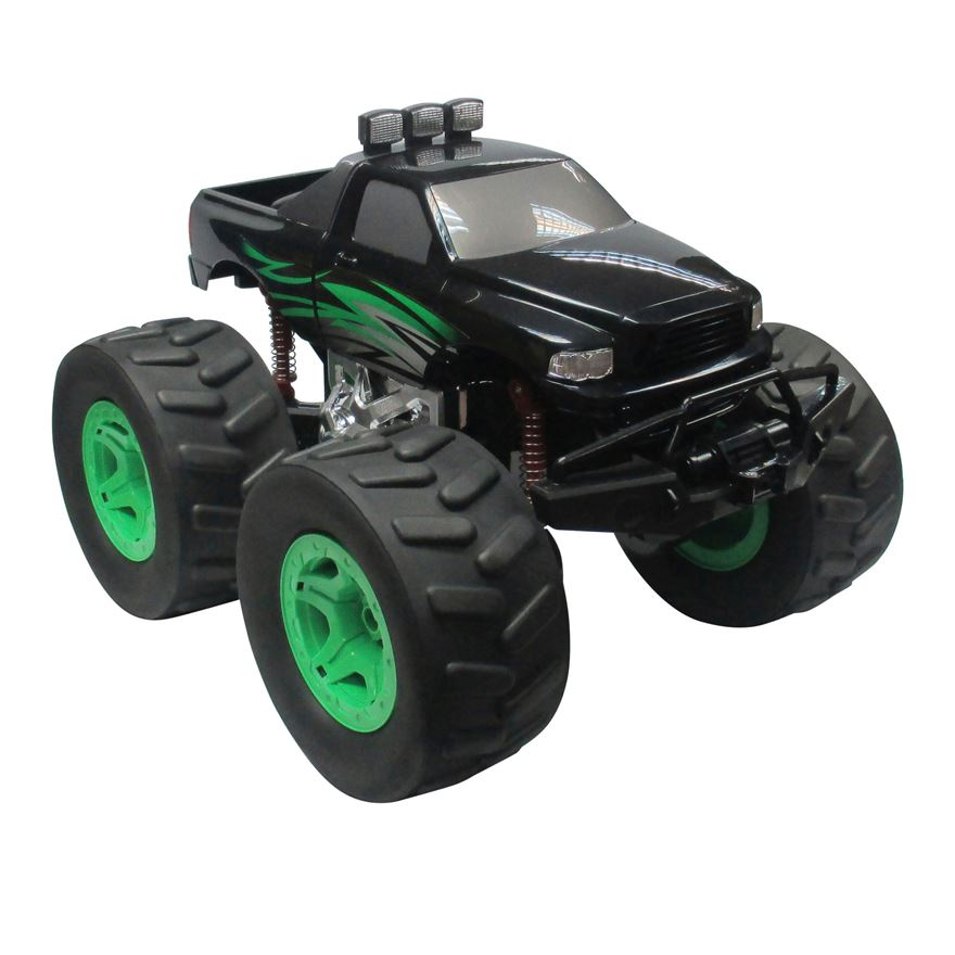 1:8 Monster Wheel 4x4 Truck image-2