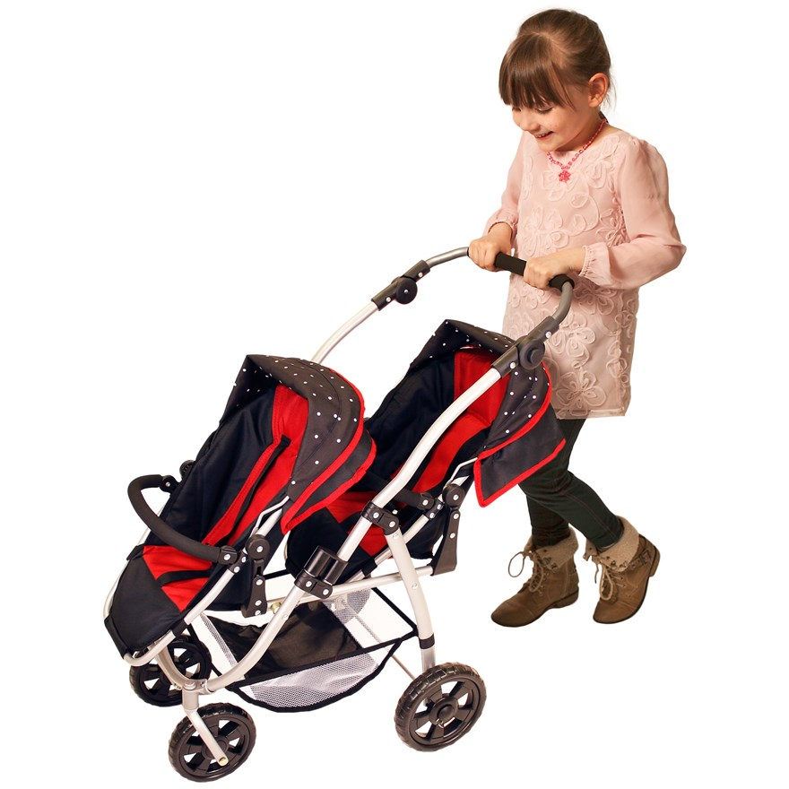 Kate Tandem Pushchair image-2