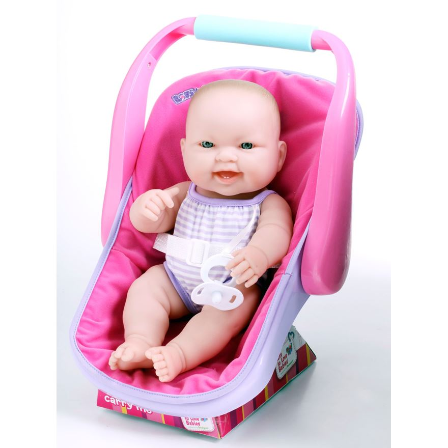 Lots to Love Babies with Carry Seat image-0