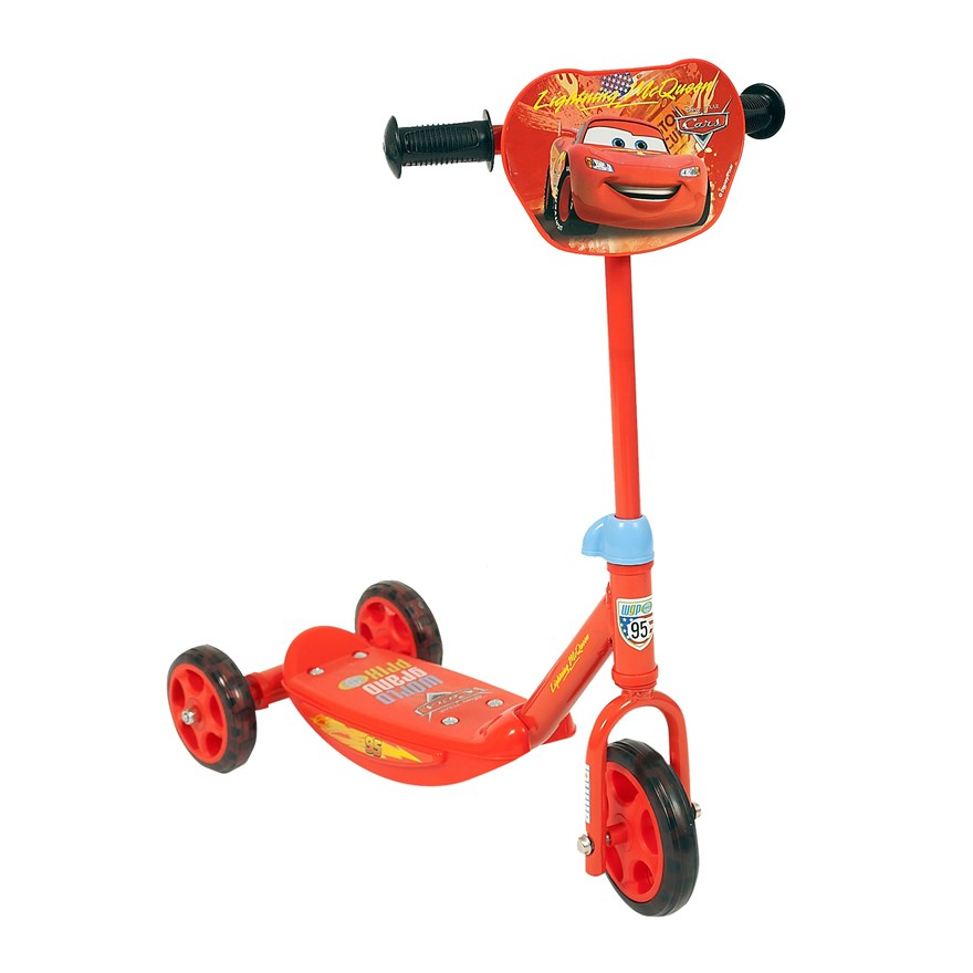 Disney Cars Tri Scooter image-0
