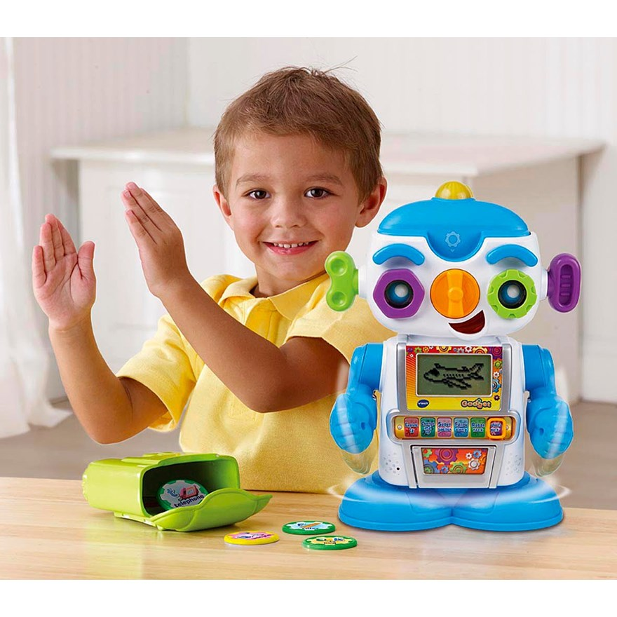 VTech Gadget the Interactive Robot image-0