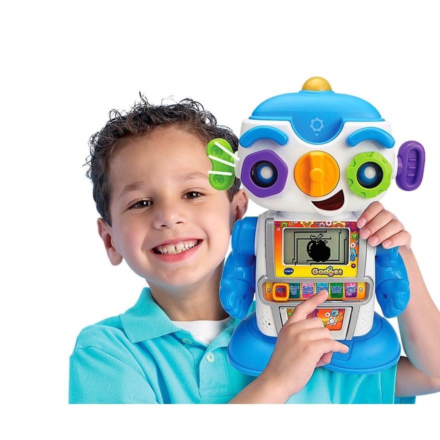 VTech Gadget the Interactive Robot image-1