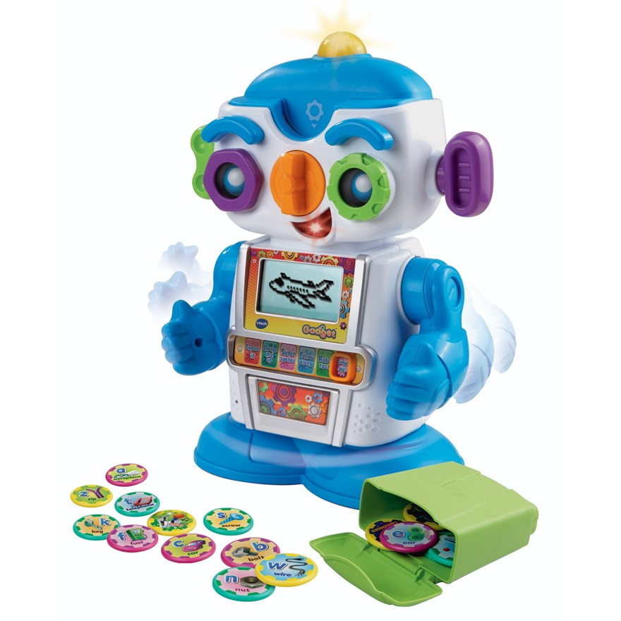 VTech Gadget the Interactive Robot image-6