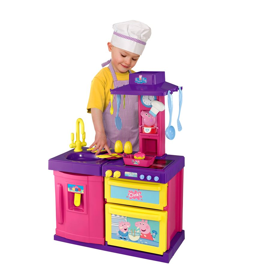 Peppa Pig Cook n Play Kitchen