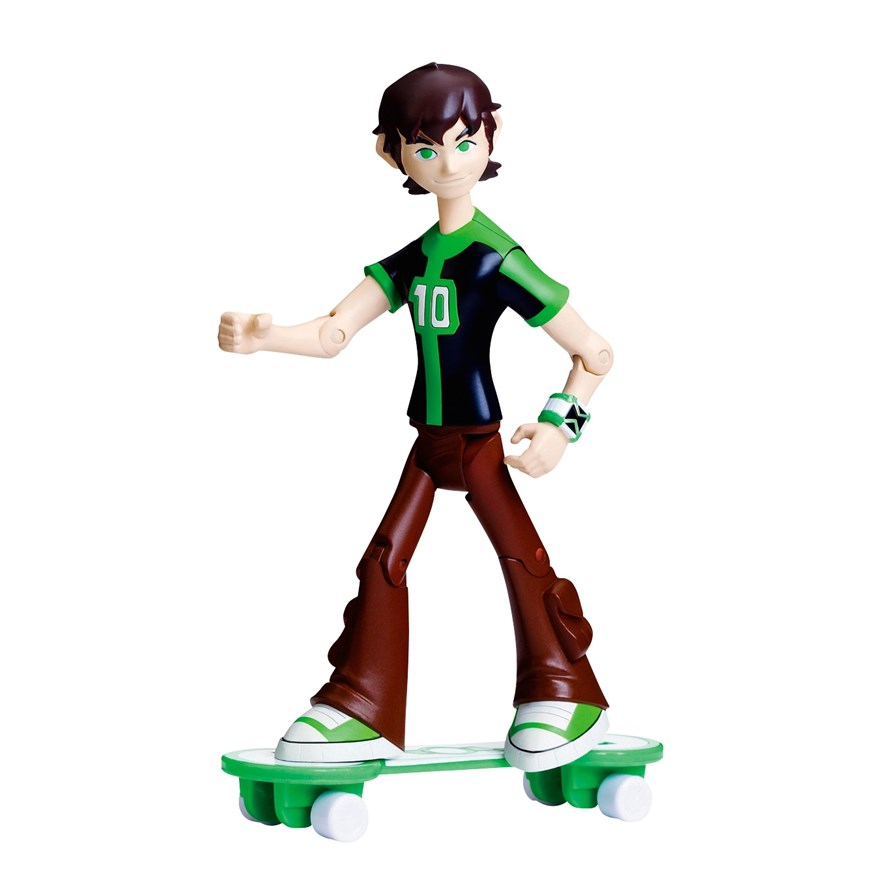 Ben 10 Omniverse Alien Collection Figures image-1