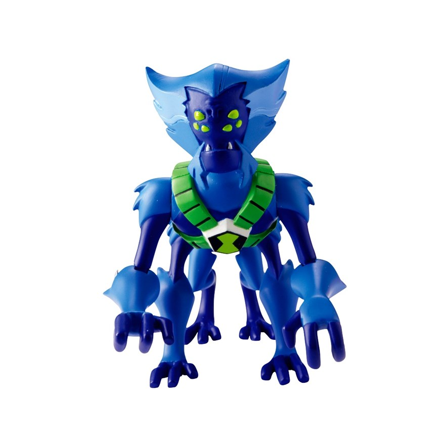 Ben 10 Omniverse Alien Collection Figures image-5