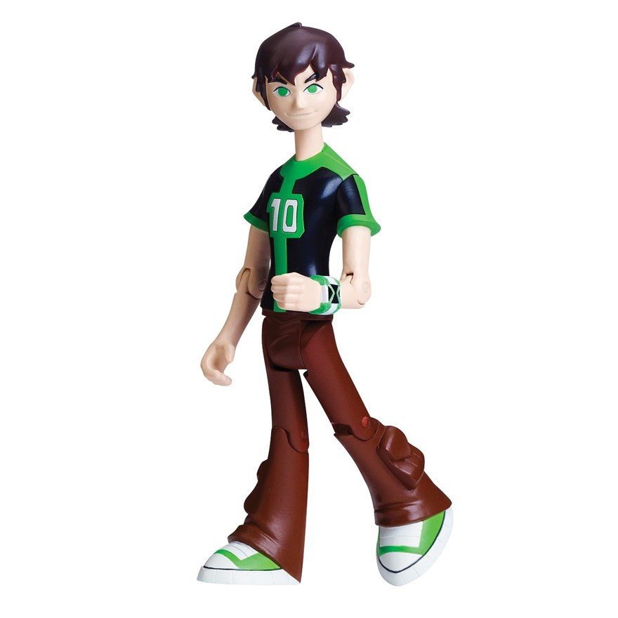 Ben 10 Omniverse Alien Collection Figures image-9
