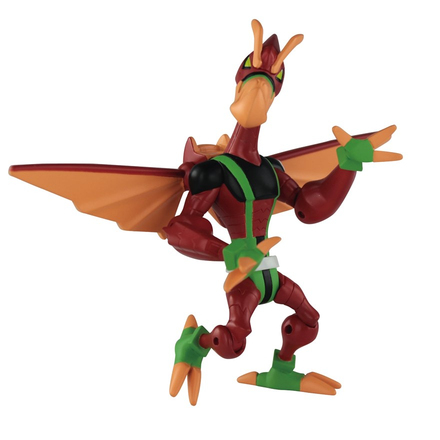 Ben 10 Omniverse Alien Collection Figures image-14