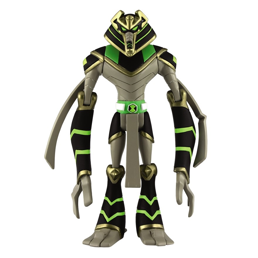 Ben 10 Omniverse Alien Collection Figures image-15