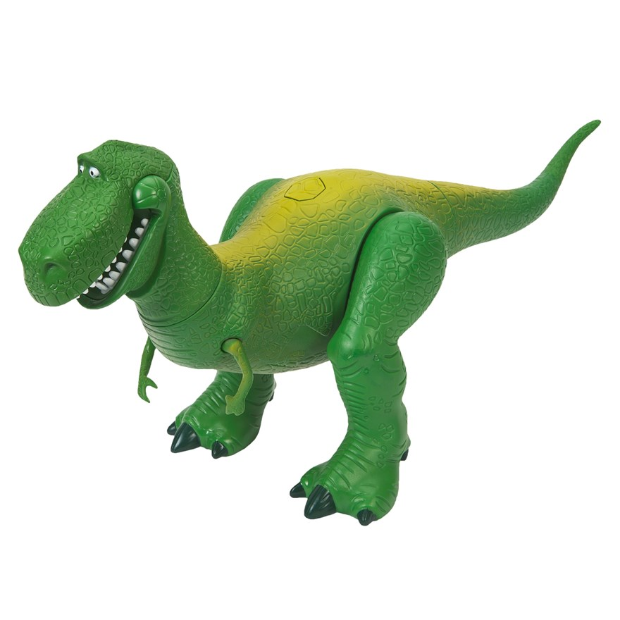Toy Story 30cm Roaring Rex image-0