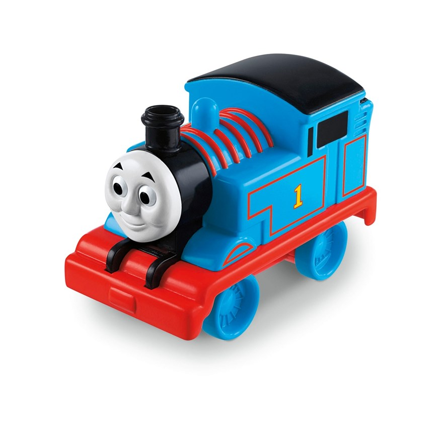 Thomas & Friends Push Along Friends image-0
