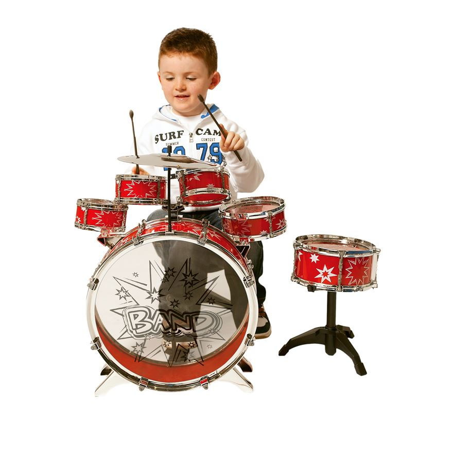 Big Band Drum Kit image-0