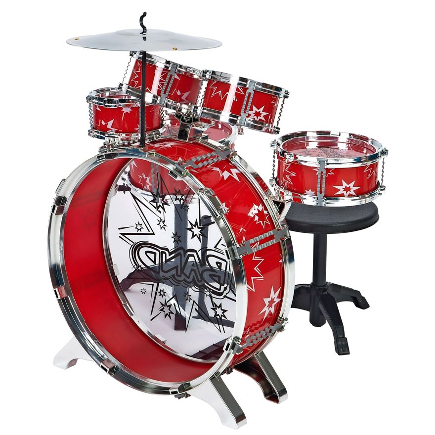 Big Band Drum Kit image-1
