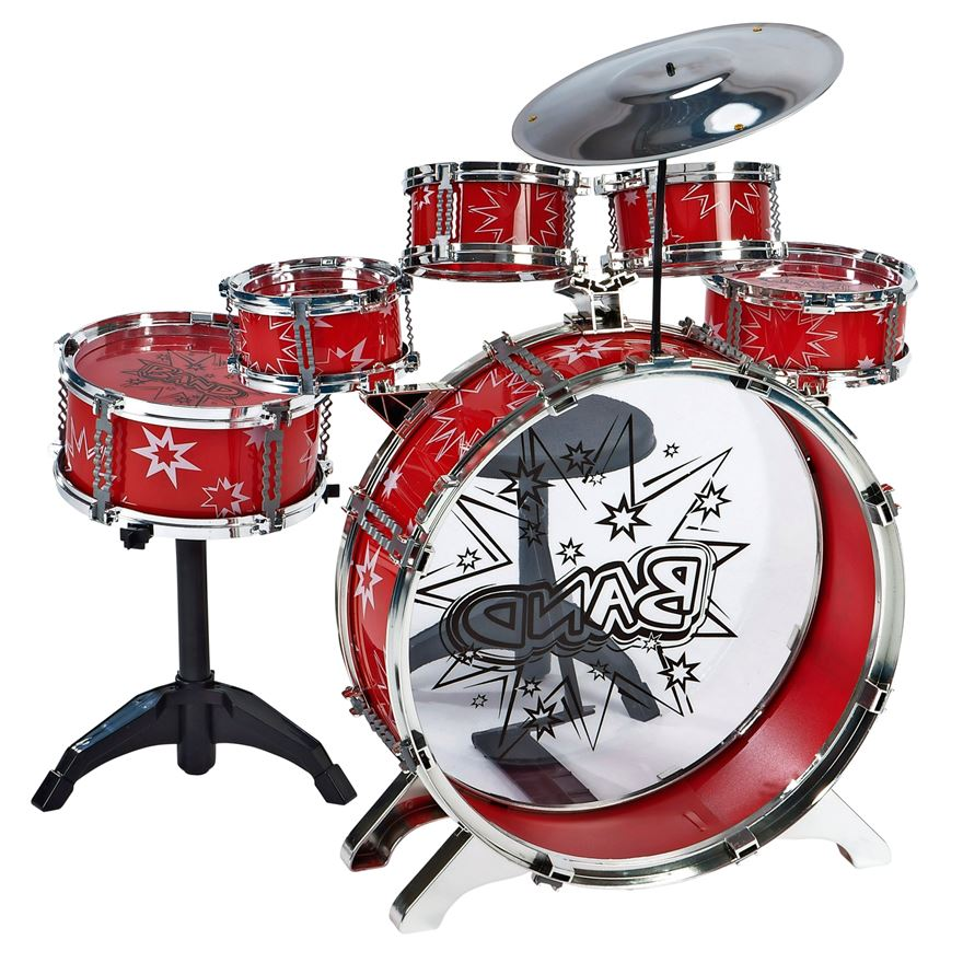 Big Band Drum Kit image-2