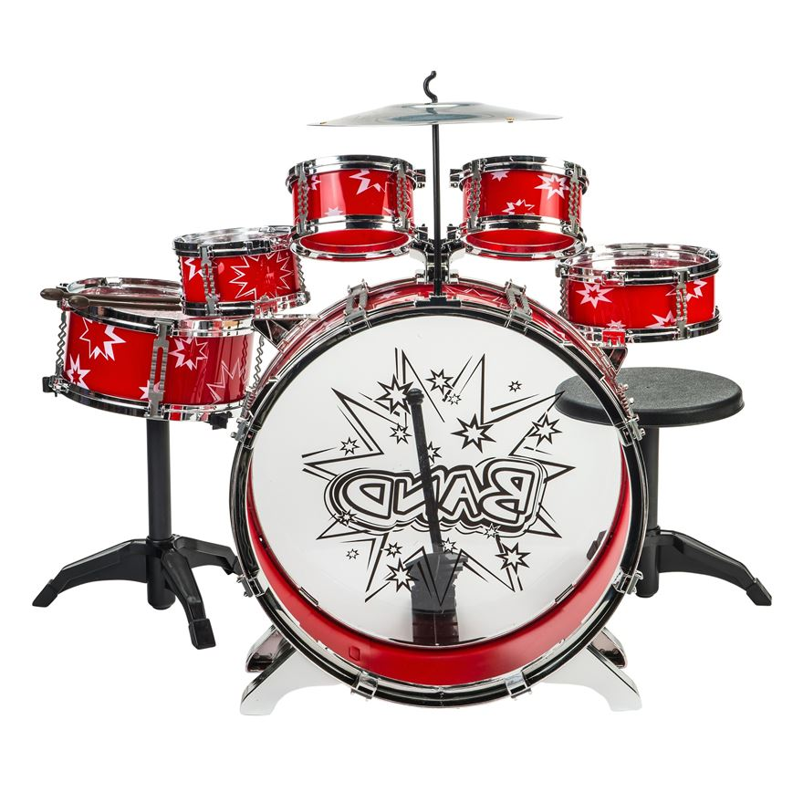 Big Band Drum Kit image-3