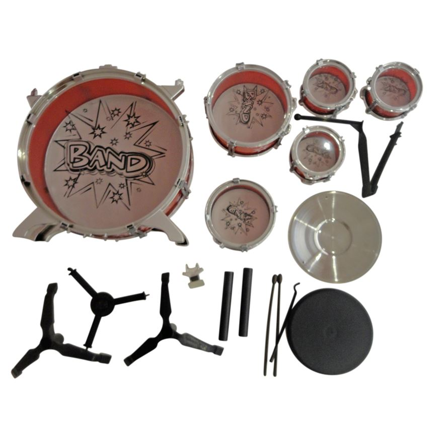 Big Band Drum Kit image-7