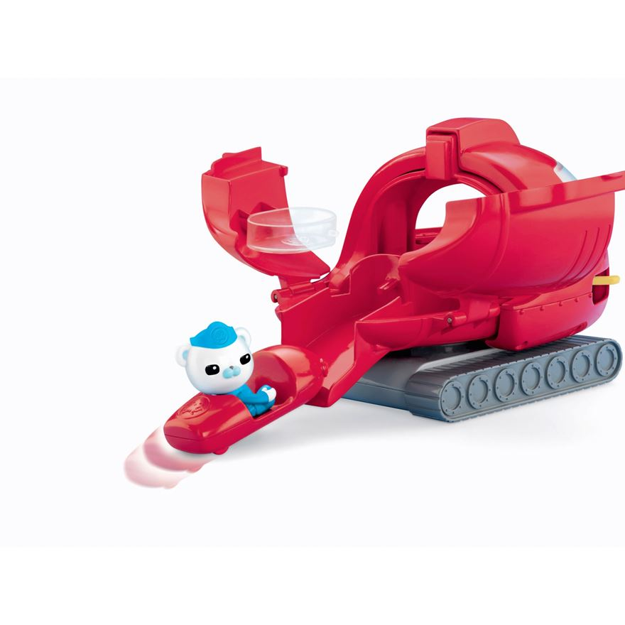 Octonauts Gup X Launch and Rescue Vehicle image-1