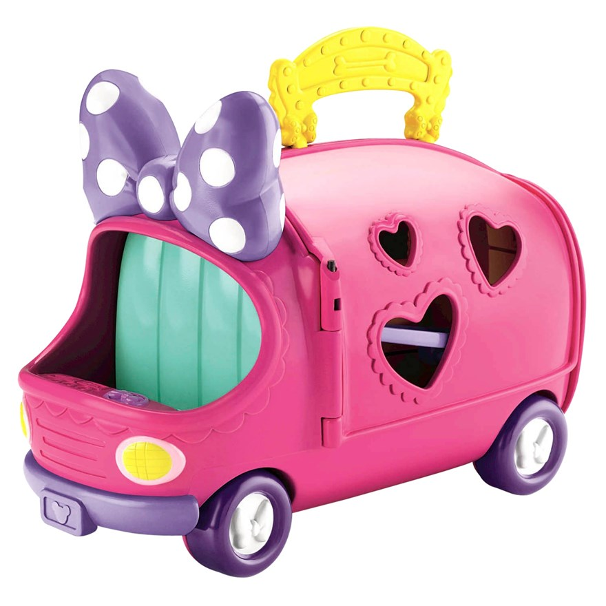 Disney Minnie Mouse Pet Tour Van image-1