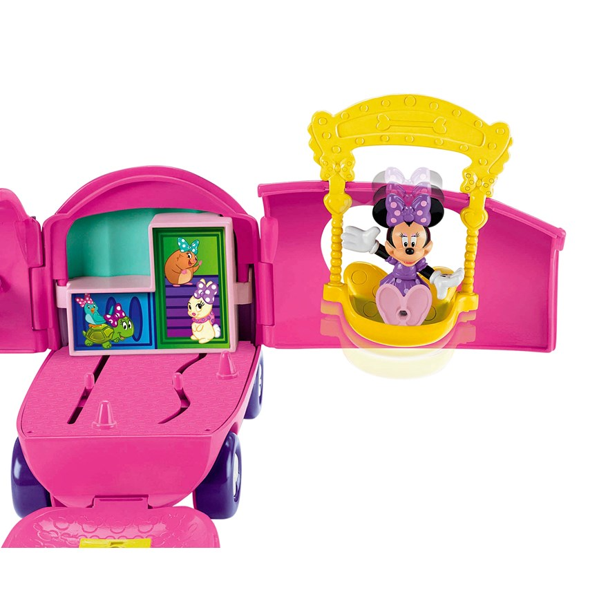Disney Minnie Mouse Pet Tour Van image-2