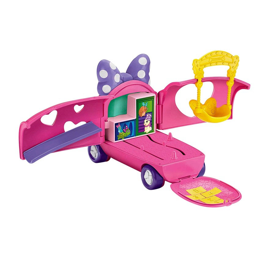 Disney Minnie Mouse Pet Tour Van image-3
